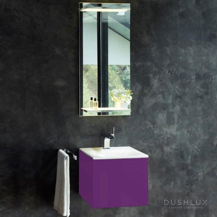 Keuco Edition 11 Комплект мебели 43.5х43.5х35 см, цвет: фиолетовый