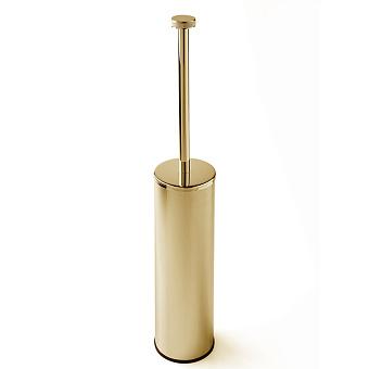 3SC Ribbon Туалетный ёршик, напольный, цвет: золото 24к. Lucido