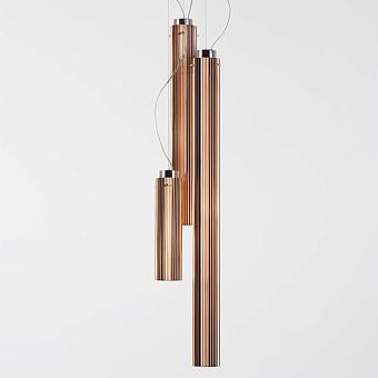 Laufen Kartell Подвесной светильник 900мм, цвет: медь