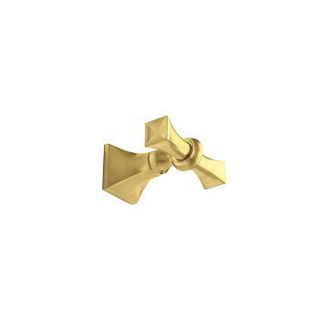 StilHaus Prisma Крючок, подвесной, цвет: матовое золото