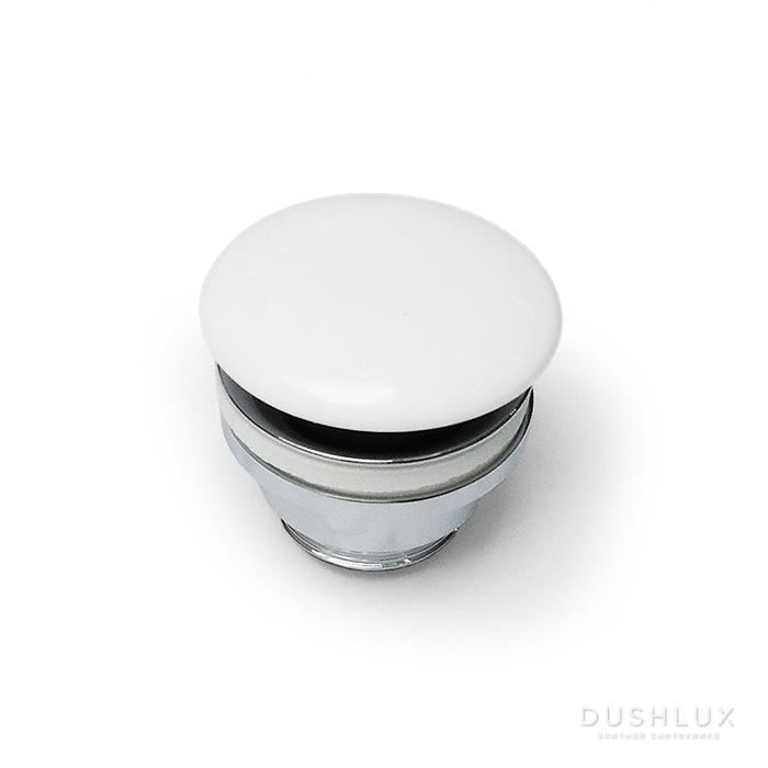 Artceram Донный клапан для раковин универсальный, покрытие керамика, цвет белый матовый