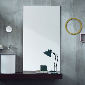 Agape Nudo Зеркало настенное 80x80x2.6 см
