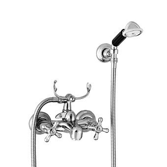Stella Roma Смеситель для ванны 3267/305/6 с ручным душем, цвет: хром
