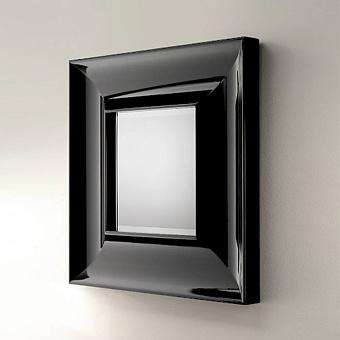 Devon&Devon Black Jack Зеркало, цвет: черный