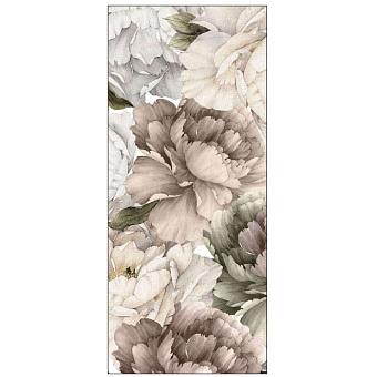 Ornamenta Operae Керамическая плитка 120х278см, настенная, декор: Rose Garden Warm