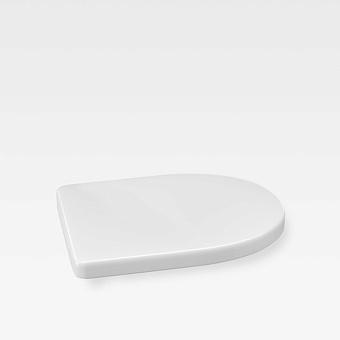 Armani Roca Island Сиденье для биде, с микролифтом, лакированное, цвет: белый