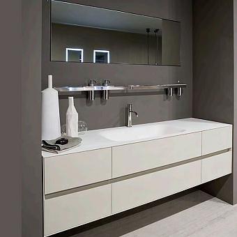 Antonio Lupi Panta Rei Комплект мебели 180х54хh50 см