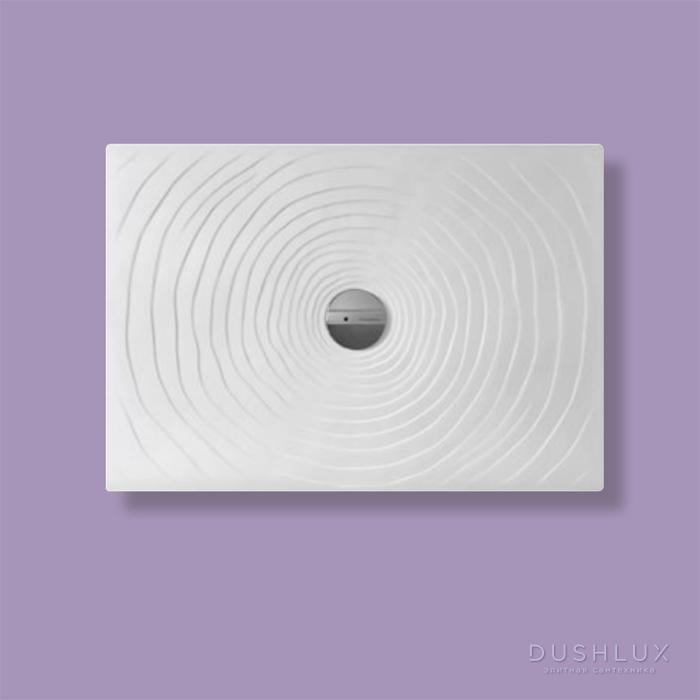 Flaminia Water Drop Душевой поддон 70x100xh5.5см, цвет: bianco