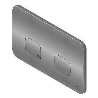 Noken NK Concept Двойная кнопка спуска, цвет: хром