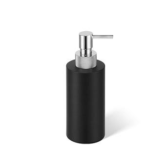 Decor Walther Club SSP3 Дозатор для мыла, настольный, цвет: черный матовый / хром