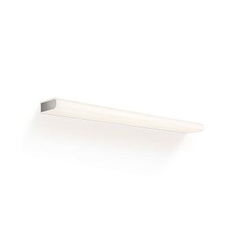 Decor Walther Book 90 LED Светильник настенный 90x11.5x4.5см, светодиодный, 1x LED 24.6W, цвет: никель сатинированный