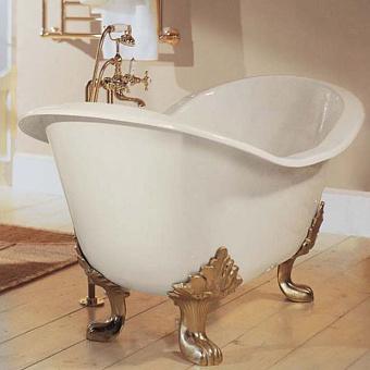 Gentry Home Tulip Ванна отдельно стоящая 180х77хh79 см с ножками