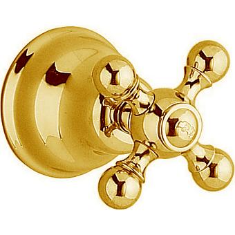 """CISAL Arcana Ceramic Запорный вентиль 1/2"""" F, цвет золото"""