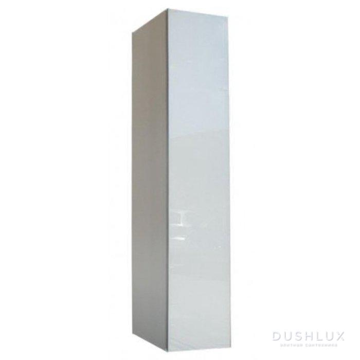Keuco Royal Reflex Высокий шкаф 1670х350х335 мм, с корзиной для белья, петли слева, Цвет: Белый