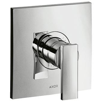 Axor Citterio Смеситель для душа, встраиваемый, однорычажный, цвет: хром