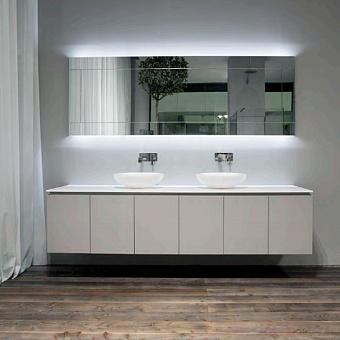 Antonio Lupi Lunaria Комплект мебели 216х40х50 см