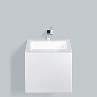 Alape WT Раковина 45х50х h42см., с 1 отв., подвесная, цвет: белый