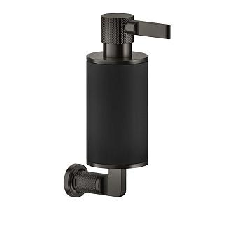 Gessi Inciso Дозатор для жидкого мыла настенный, цвет: черный/nero XL
