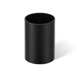 Decor Walther Club Баночка универсальная 9.6x6.7см, настольная, цвет: черный матовый