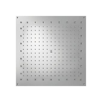 BOSSINI PARIS-CUBE Верхний душ 670 x 670 мм, FLAT, цвет: хром