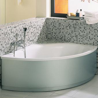 Bette Pool III Ванна 160х113х45 см, левосторонняя, BetteGlasur® Plus, цвет: белый
