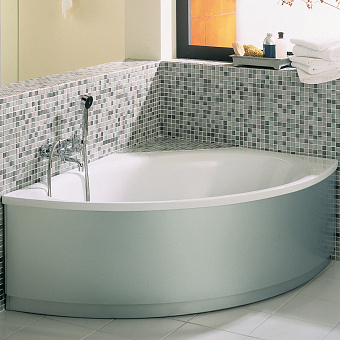 Bette Pool III Ванна встраиваемая 160х113х45 см, левосторонняя, BetteGlasur® Plus, цвет: белый