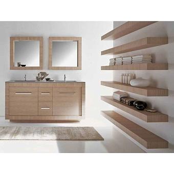 Karol Xil comp. №7, комплект напольной мебели 174 см. цвет: Rovere Sbiancato