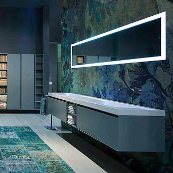 Antonio Lupi Panta Rei Комплект мебели 216х54хh50 см