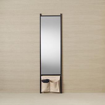 Burgbad Mya Зеркало напольное 53x195 см, дуб черный