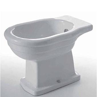 Cielo Windsor Биде напольное 37×56×40h см, 1 отв., цвет: глянцевый белый