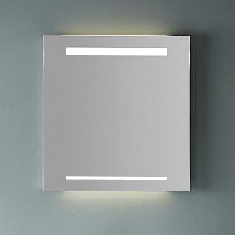 Burgbad Yumo Зеркало 60x64 см, с подсветкой