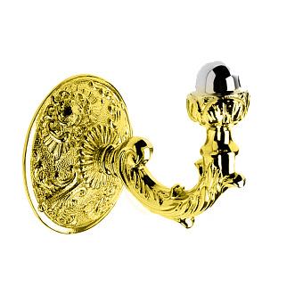 StilHaus Noto Light Крючок, подвесной монтаж, цвет: золото/стекло