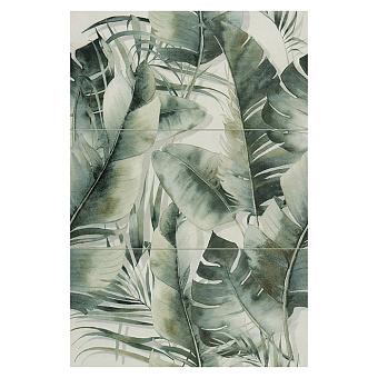 Fap Bloom Керамическая плитка 160x240см., для ванной, настенная, цвет: декор jungle inserto