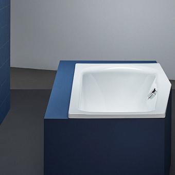 Bette Luna Ванна 170х75х45 см, прямоугольная, с шумоизоляцией, BetteGlasur® Plus, антислип, цвет: белый