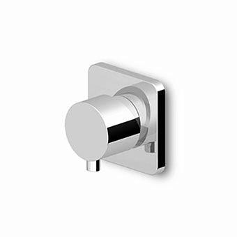 Zucchetti Pan Запорный вентиль 5 канальный для встроенных смесителей,   цвет: хром