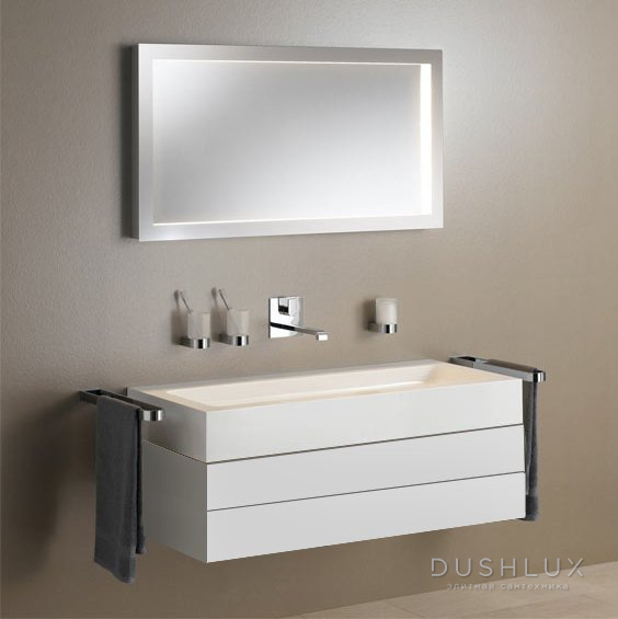 Keuco Edition 300 Комплект мебели 95x52.5х31.5 см, белый