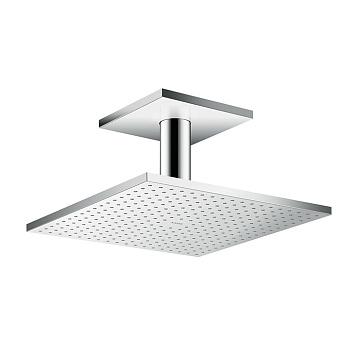 Axor ShowerSolution Верхний душ, 300x300мм, 2jet, с держателем 100мм, потолочный монтаж, цвет: хром