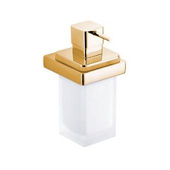 Colombo Lulu B9321.gold Дозатор для жидкого мыла, подвесной