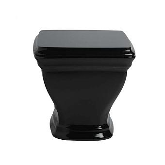 Artceram Civitas Унитаз подвесной 36x54 cм, цвет: черный