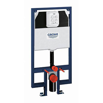 Grohe Rapid SL Система инсталляции для унитаза 1,13 м для узких ванных комнат