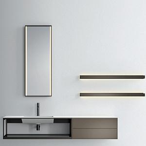 Мебель для ванной комнаты Noorth Milldue Edition Fjord