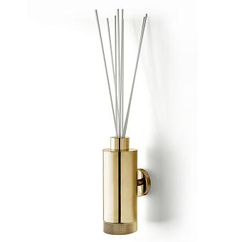3SC Ribbon Ароматический диффузор, подвесной, цвет: золото 24к. Lucido