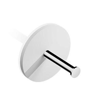 Decor Walther Stone TPH1 Держатель туалетной бумаги, подвесной, цвет: белый / хром