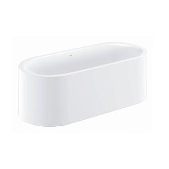 Grohe Essence Ceramic Ванна 180х80х57,5 см, отдельностоящая, цвет: белый