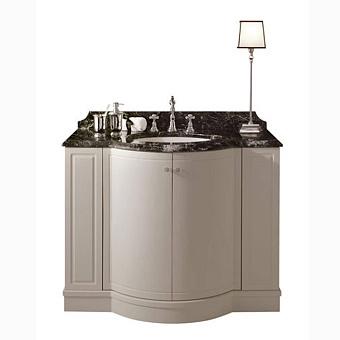 Gentry Home Boston 100 Комплект мебели 112х97х60 см c мраморным топом и раковиной