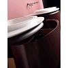Karol Bania comp. №7, комплект подвесной мебели 75 см. цвет: Эбеновое дерево фурнитура: хром