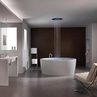 Noken Soleil Oval Ванна 180x90х67 см, акриловая, овальная, цвет:  белый блестящий