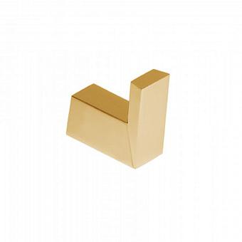 Крючок Bongio Stelth, подвесной монтаж, цвет: золото 24к.