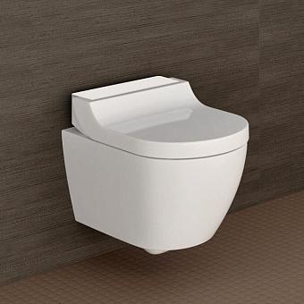 Geberit AquaClean Tuma Comfort Унитаз-биде подвесной 55х36см, цвет: белый