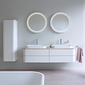 Мебель для ванной комнаты Duravit